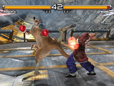 Tekken 5 Screenshot