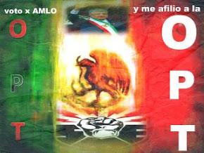 AMLO y OPT