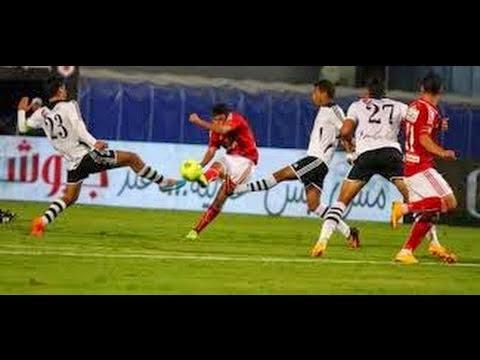 أهداف مباراة الزمالك وحرس الحدود 2-0 [ 27-04-2015 ] الدوري المصرى