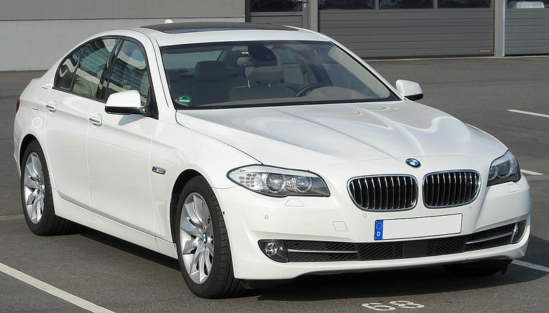 Autovelos Bmw 5 Series Full Specifications Price In