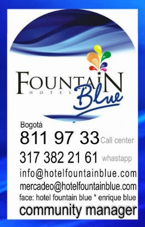 HOTEL FOUNTAIN BLUE