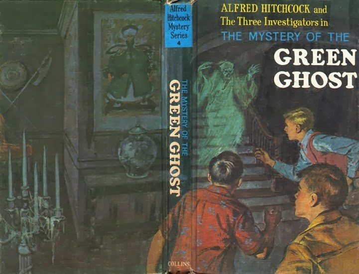 the three investigators the mystery of the green ghost pdf
