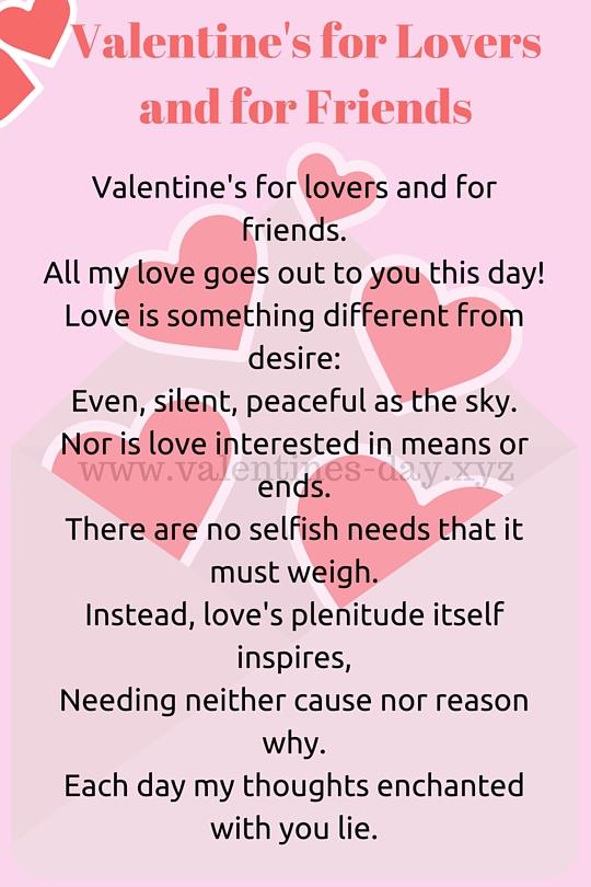 Christian Valentines Day Card WordingValentine Poems