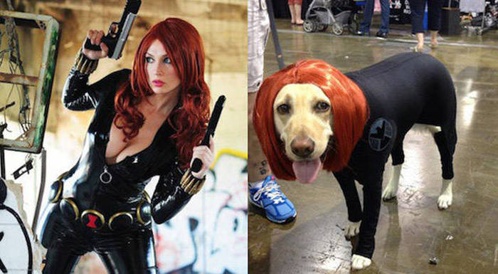 The Best And Worst Cosplay Costumes Ever Made Side By Side ...