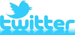 Y también por Twitter