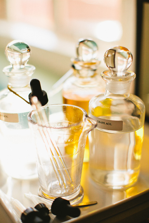 NATURAL PERFUME CLASSES