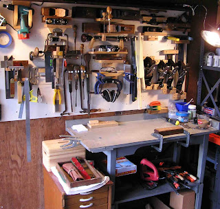 One of my tool boards