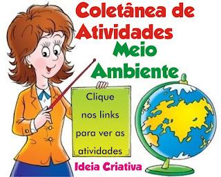 Coletânea de Atividades Meio Ambiente