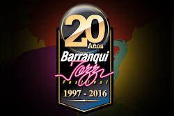 Barranquijazz, 20 años