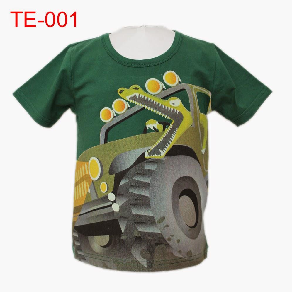 Áo phông thời trang trẻ em TE-001