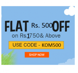 Babyoye: Buy Kids Apparels, Toys, Baby Gear Flat Rs.500 Rs off on Rs.1750, 20% off Rs. 600 Toys & more