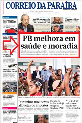 2 Cidades do Vale do Sabugi aparecem como as melhores da Paraíba para se viver