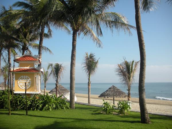 Playa de Hoi An - Vietnam