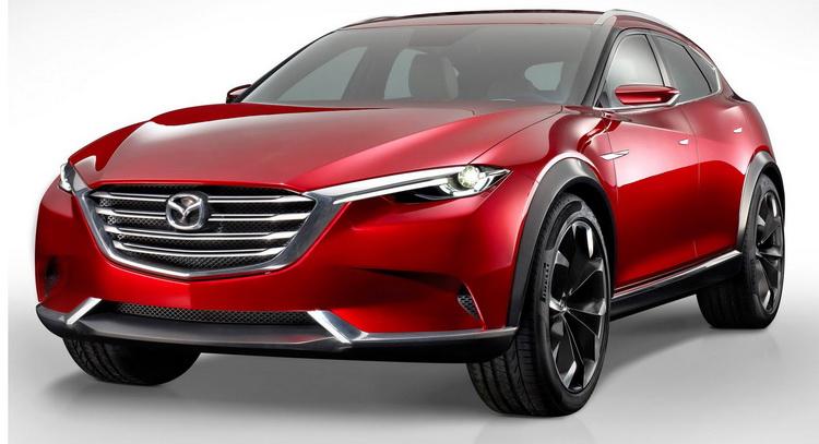Mazda Koeru Concept Previews Upcoming CX-7 SUV