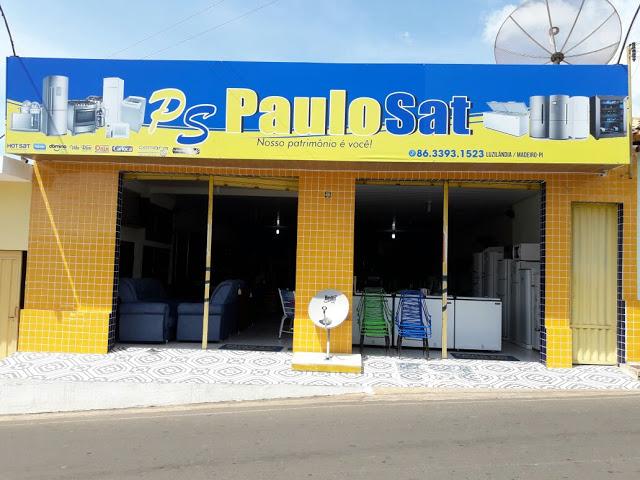 Lojas Paulo Sat