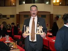 Premio a la Trayectoria Masculina en Radio