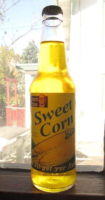 Sweet Corn Soda