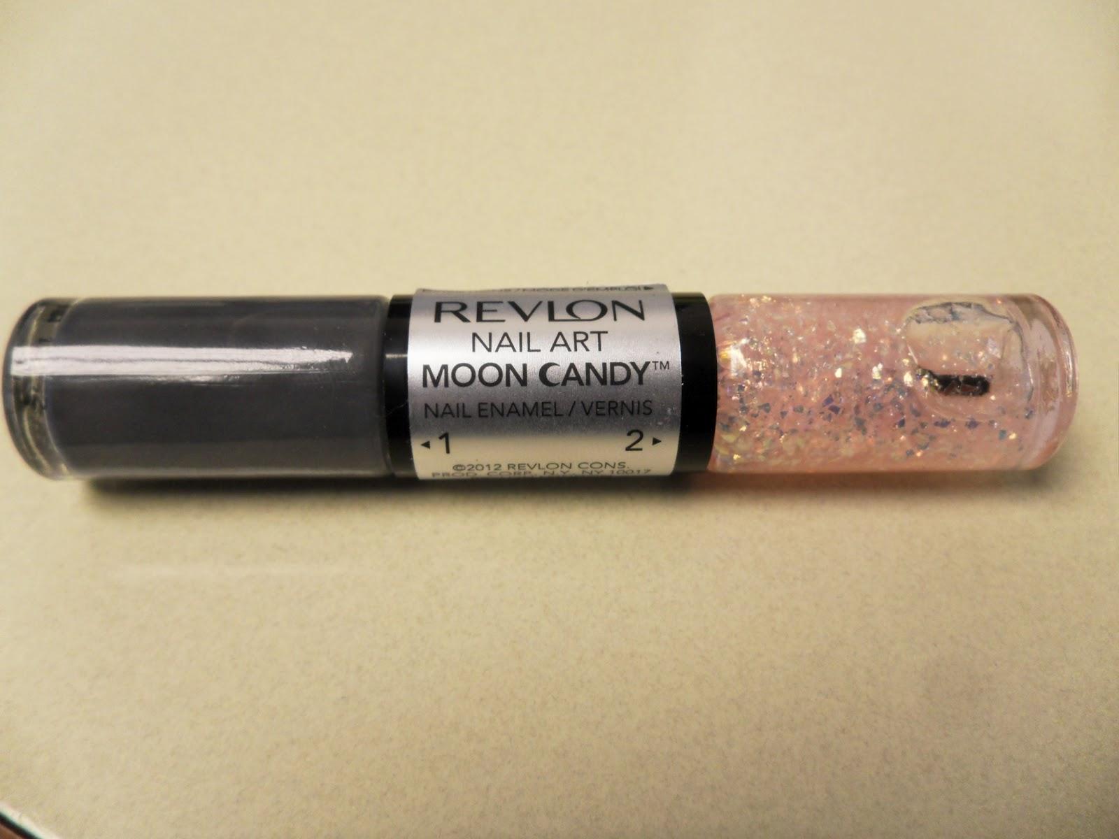 Review&Swatches: Revlon Nail Polish Nail Art Moon Candy   The Pink ...