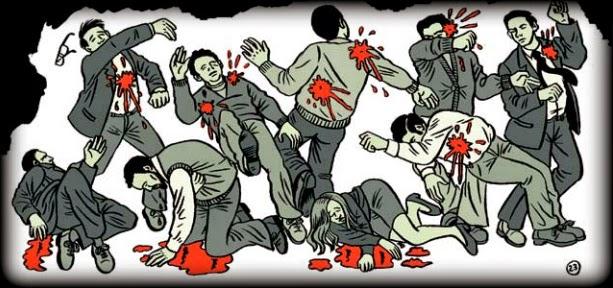 El silencio dolía más que los disparos - Matanza de los abogados de Atocha