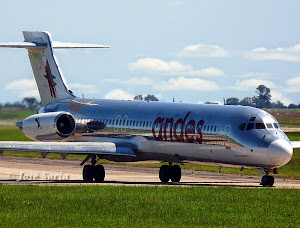 MD 87 Andes.
