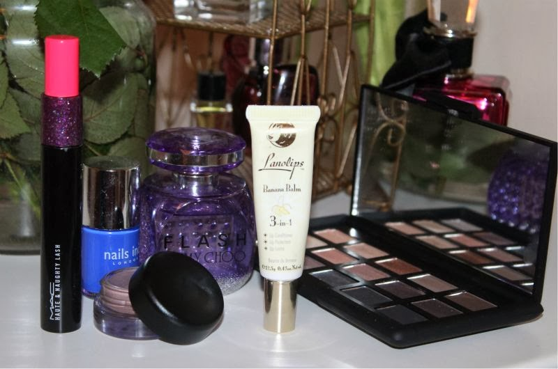 Beauty Favourites January 2014
