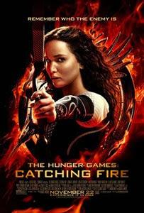 Poster original de Los juegos del hambre: En llamas