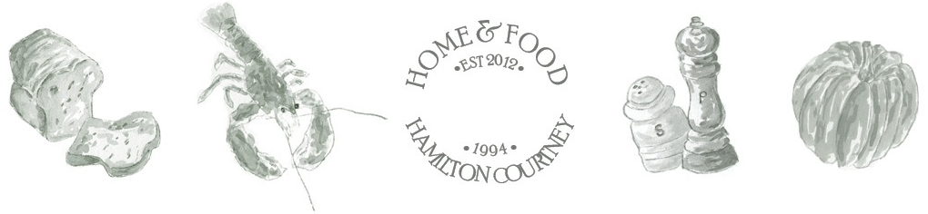 Home &amp; Food  Hamilton Courtney
