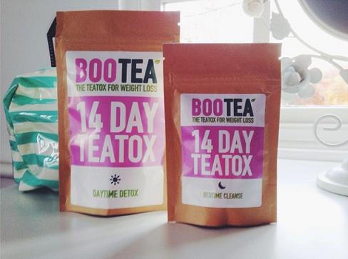 bootea weight loss tea detox