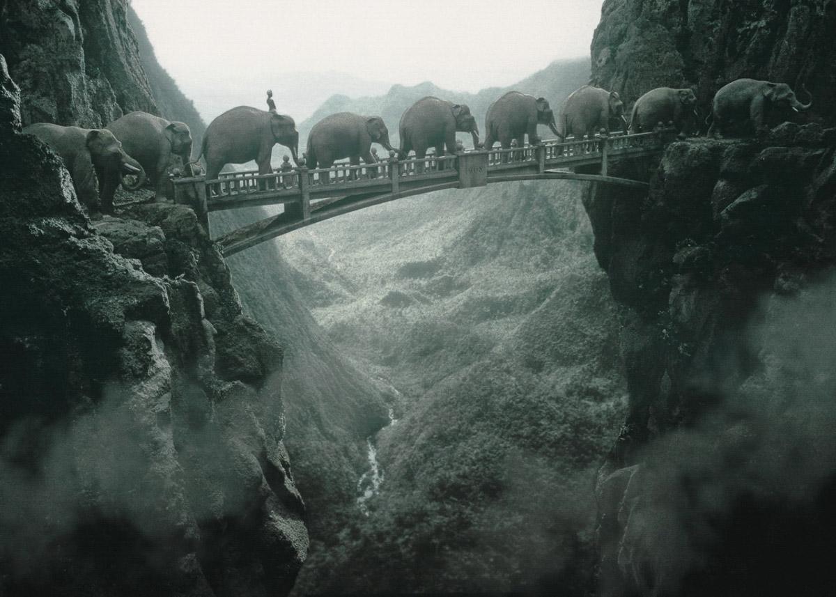 O talento e a criatividade do mestre da fotografia Thomas Herbrich