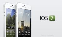 """1ª Leyenda Urbana """"Si actualizas el Iphone a IOS 7, el móvil se convierte en sumergible""""."""