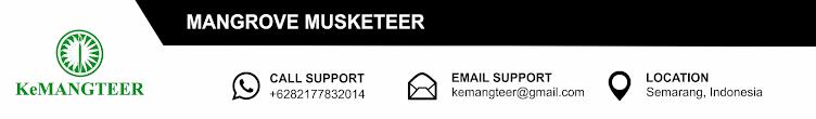 KeMANGTEER – Mangrove Musketeer