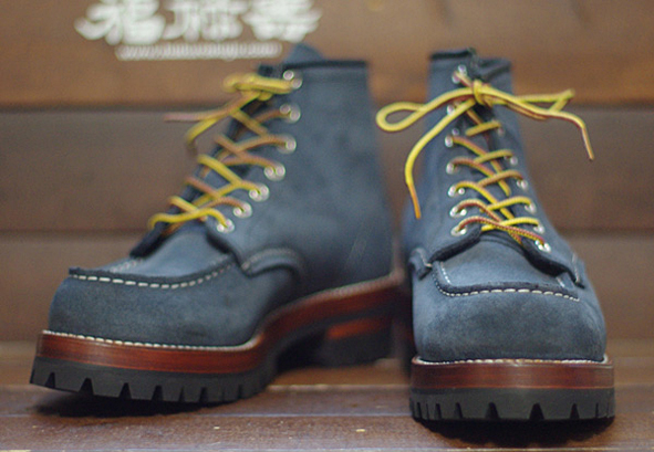 LIFE TIME GEAR: RED WING SHOES | CUSTOMIZED MOC TOE STYLES by ...