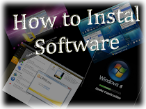 How to Install Software