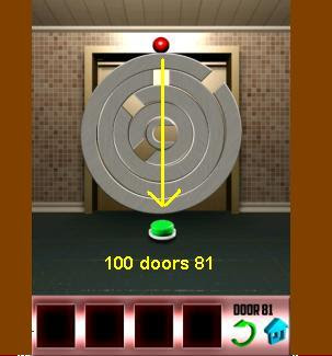 100 doors level 82