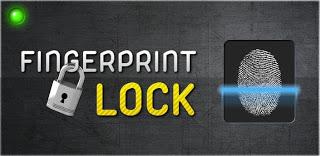 Buka Kunci Layar Android Dengan Fingerprint Lock Android
