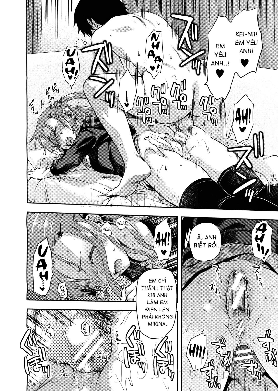 Truyện Hentai The Little Sisters Butt Belongs to Her Older Brother!!, đọc truyện hentai, truyện tranh sex mới nhất tại wap truyện tranh hentai sex tothichcau.org