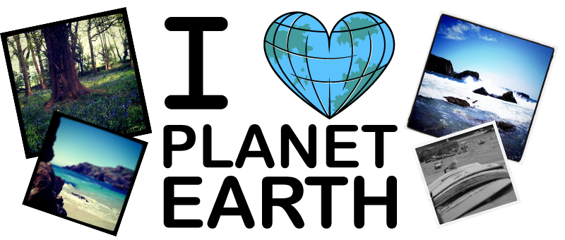 I Heart Planet Earth