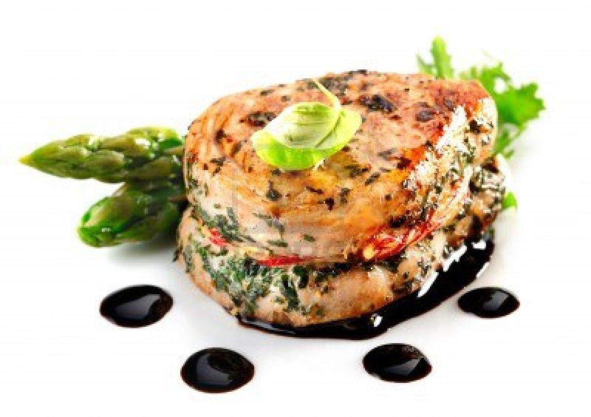 Sibari for Platos de alta cocina