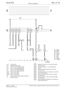The Audi    A4    Complete    Wiring       Diagrams         Schematic       Wiring