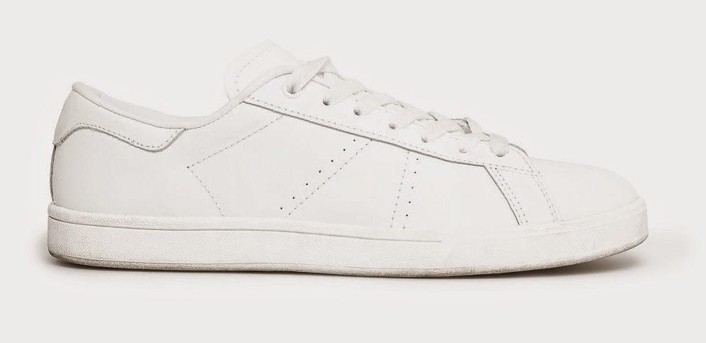White sneakers_Mango