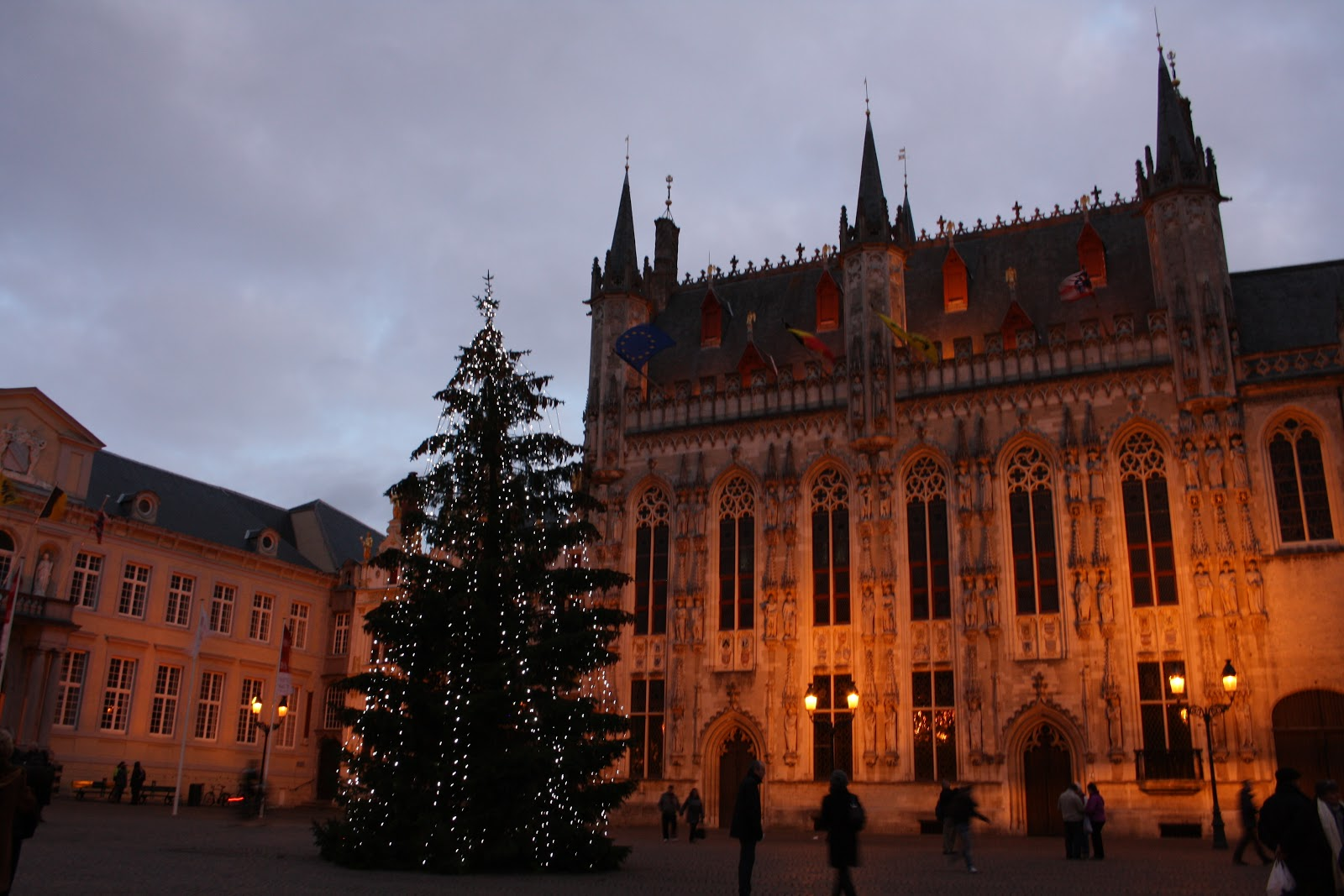 Christmas in Belgium