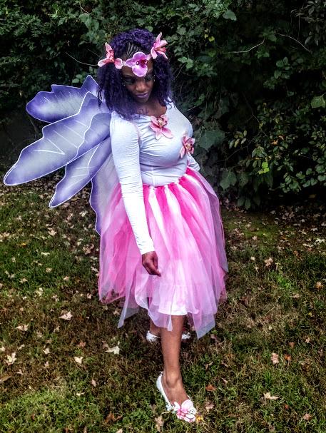 Fairy Costume For Diy