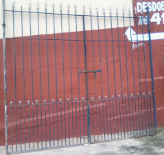 portão de ferro 2,50 x 2,20