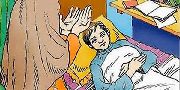bacaan doa ketika takziah/ta'ziah lengkap