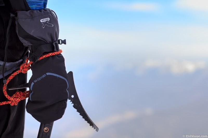 Winter Mountaineering Mittens by Salewa