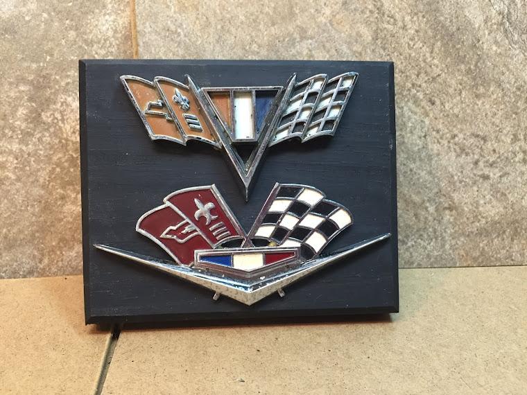 Chevy Emblems ~