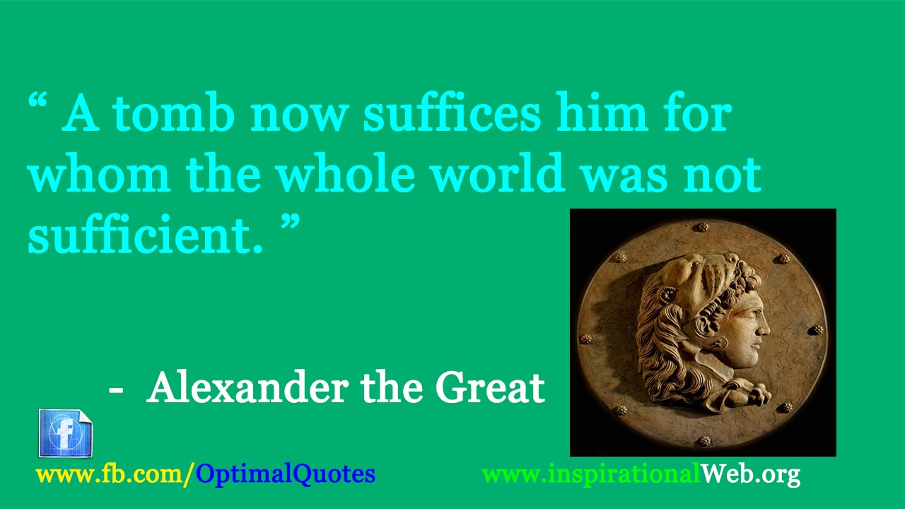 alexander the great leadership power Alexander the great  another example of the power of leadership is that of general george patton of world war ii fame of whom general dwight d.