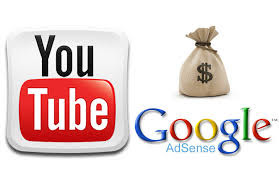 Cara buat Duit Earning Youtube Adsense