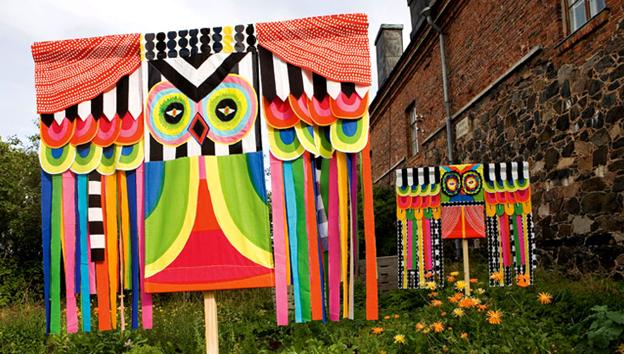 Créativité chez Marimekko