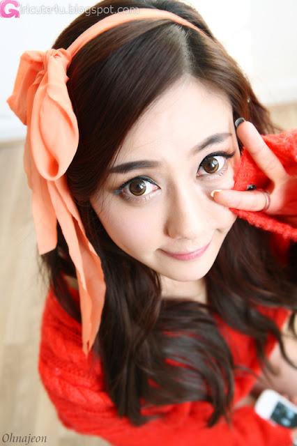 2 Lovely Kim Ha Yul -Very cute asian girl - girlcute4u.blogspot.com